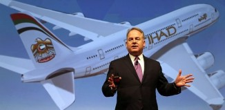 James Hogan, presidente e Ceo di Etihad Airways
