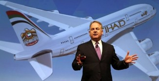 James Hogan, presidente e Ceo di Etihad Airways