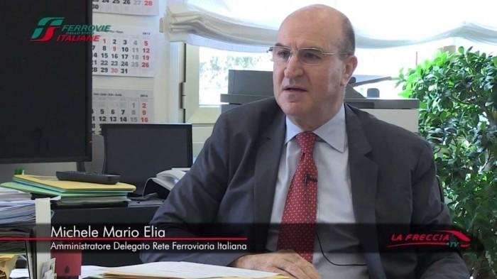 Michele Mario Elia, ad Ferrovie dello Stato.