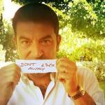 Max Giusti per la campagna Don¹t look away di ECPAT contro lo sfruttamento sessuale dei minori