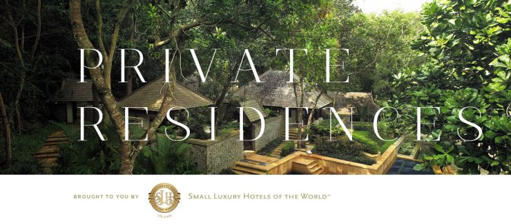 Il lusso si fa piccolo con le private residences by slh for Slh of the world