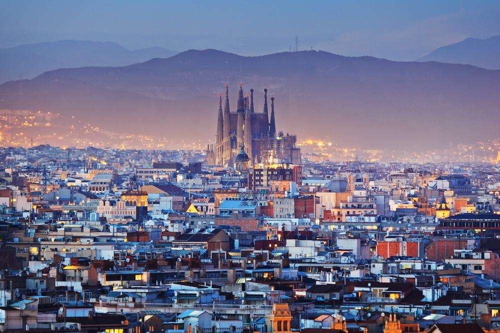 Aumenta l 39 offerta di voli fra italia e spagna per l for Spagna barcellona