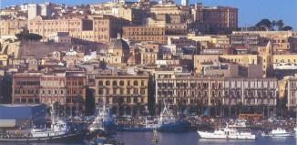 Cagliari, Sardegna.