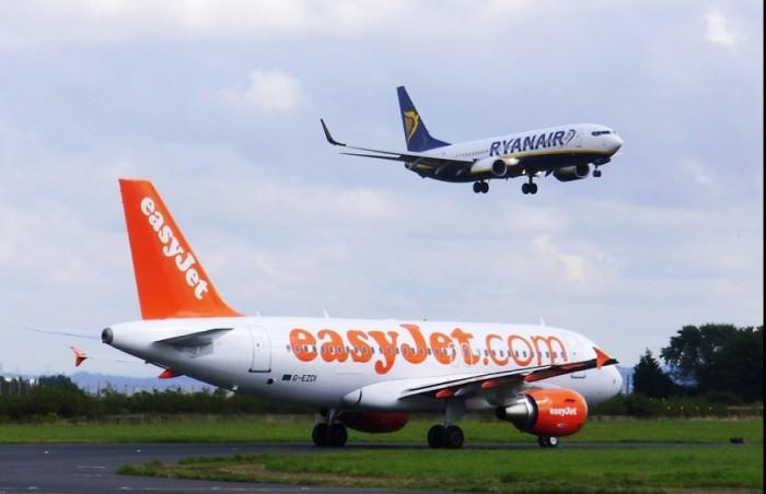 Ryanair ed easyJet