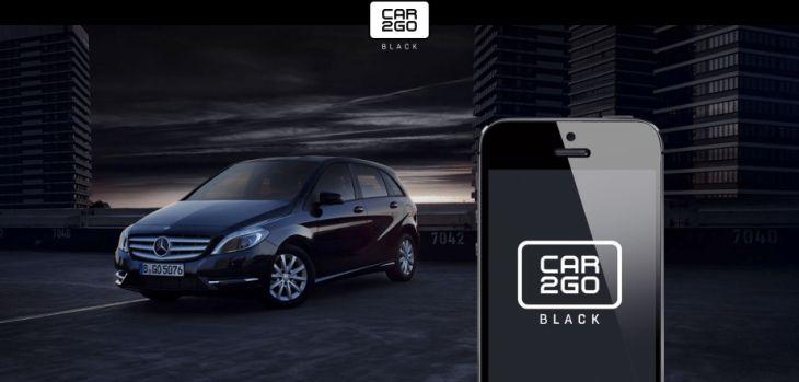 car2go torino e car2go black le novit 2015 webitmag web in travel magazine. Black Bedroom Furniture Sets. Home Design Ideas