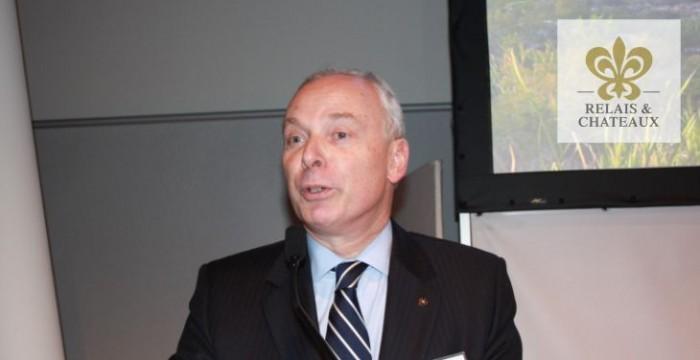 Philippe Gombert Presidente di Relais & Châteaux