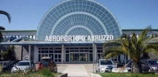 L'aeroporto d'Abruzzo, Pescara.