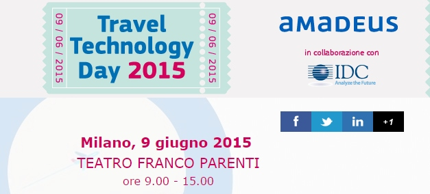 Travel Technology Day 2015