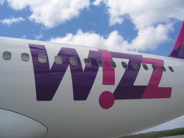 Un aereo Wizz Air.