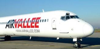Un aereo Air Vallée.