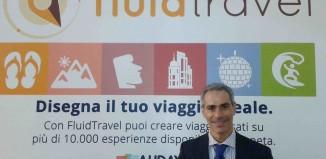 Davide Catania, Amministratore Unico di Alidays Travel Experiences