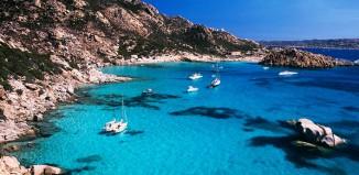 Una spiaggia della Sardegna