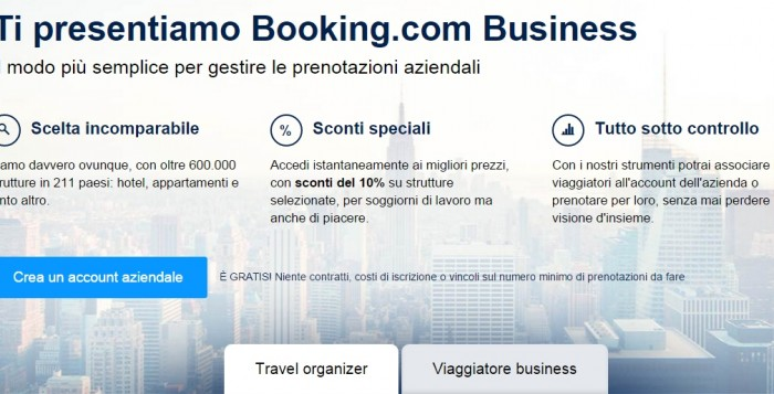 Booking.com Business