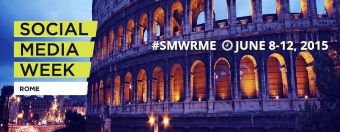 Social Media Week Roma #SMWRME