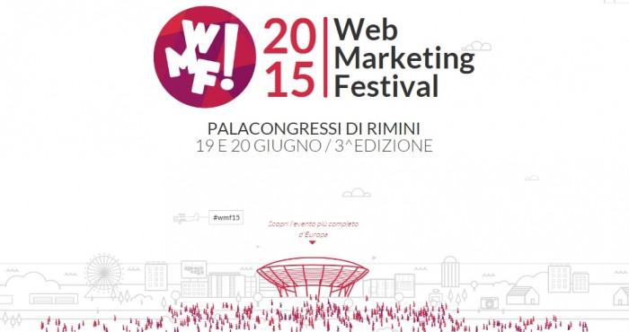 Web marketing festival 2015 #wmf15