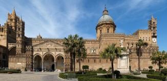 La Cattedrale di Palermo (Wikipedia-Kiban).