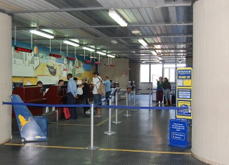 Aeroporto Trapani Birgi, photo by Dantadd on wikipedia.org