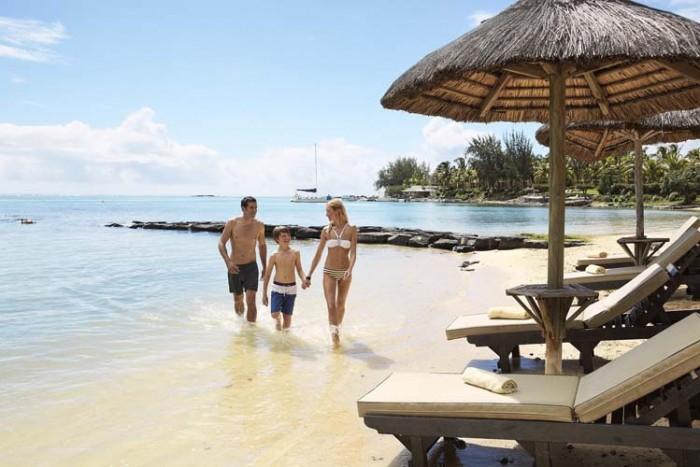 Le Pointe aux Canonniers a Mauritius, di Club Med