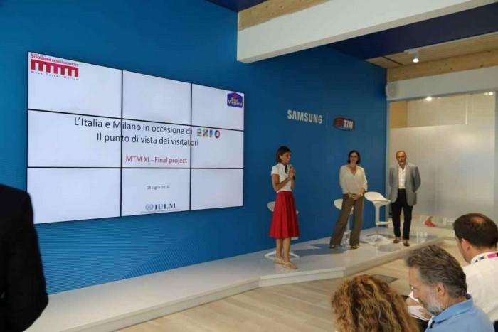 Fattore EXPO: una survey IULM illustra che cosa i visitatori stranieri pensano di Milano e dell'Italia.Per farli tornare