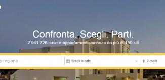 HomeToGo, motore di ricerca per case vacanze