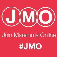 #JMO - Join Maremma Online