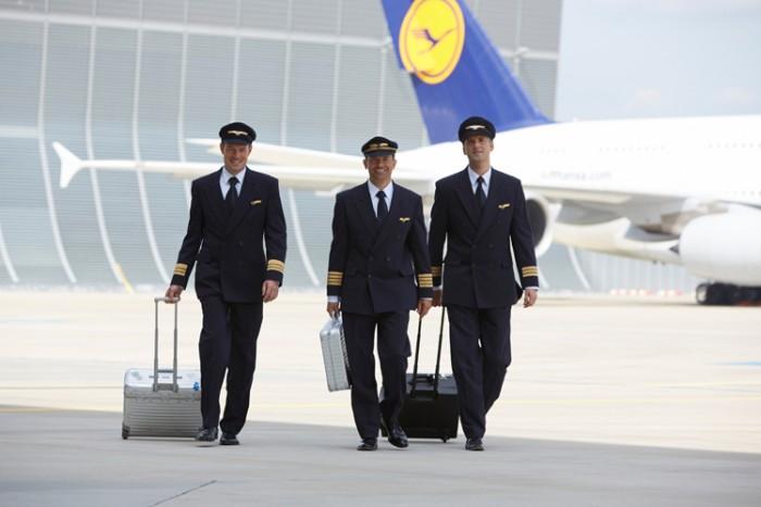 Piloti Lufthansa