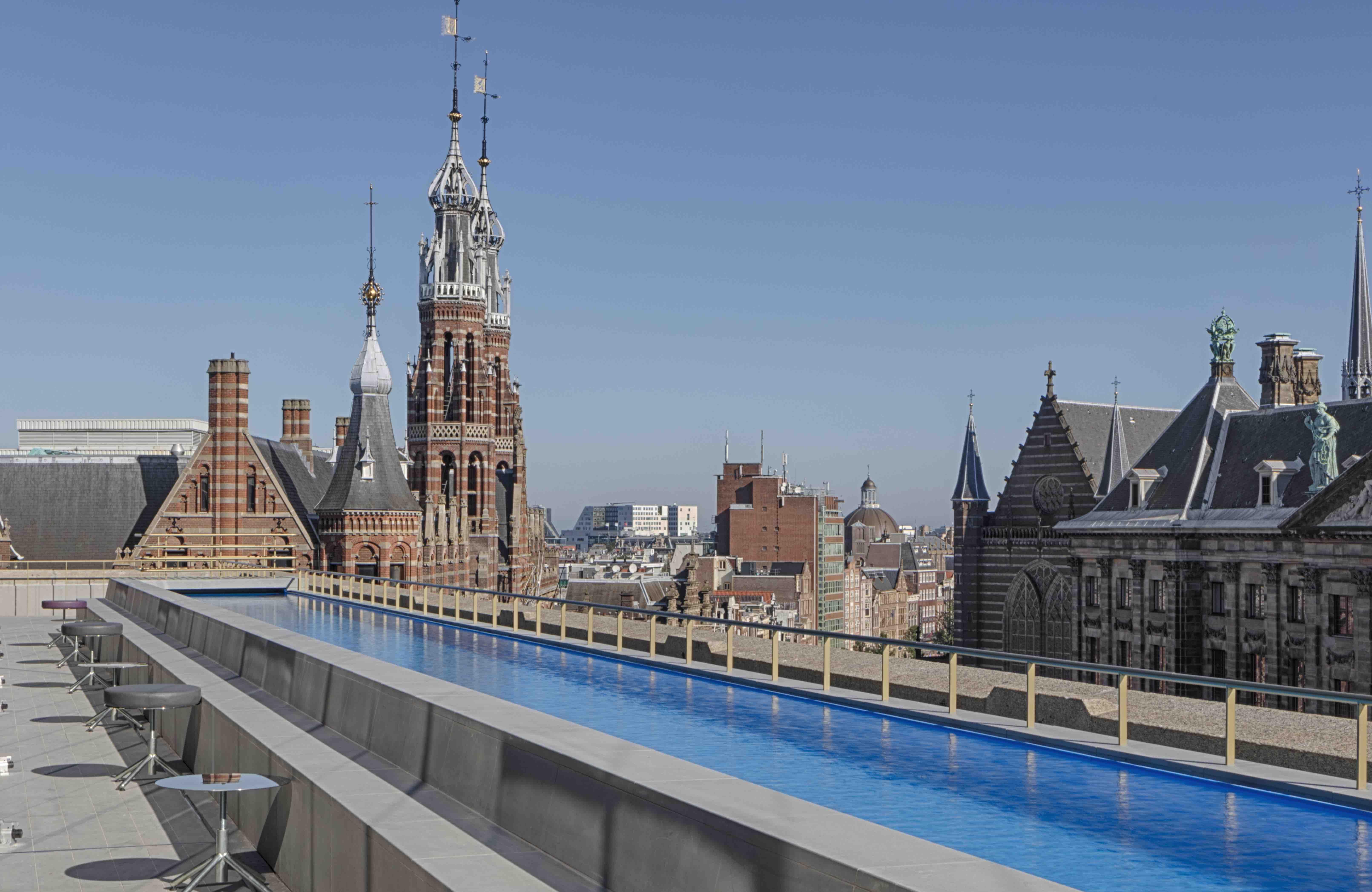 W amsterdam debutto ufficiale con effetto wow webitmag - Agenzie immobiliari amsterdam ...