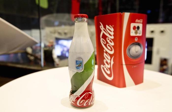 Partnership Coca Cola-Alitalia