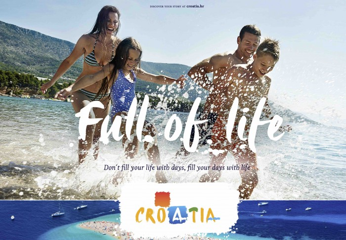Croatia, Full of Life