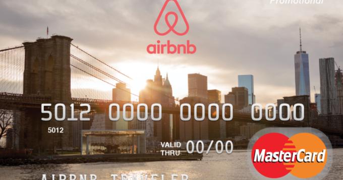 airbnb credit card