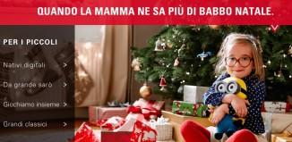 eBay, tutto pronto per il Natale