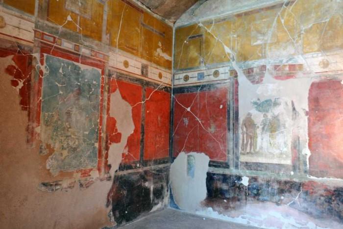 Pompei, Casa del Sacerdos Amandus Regio I 7,7 - Epoca di scavo 1912, 1923/1926