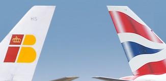 British Airways e Iberia