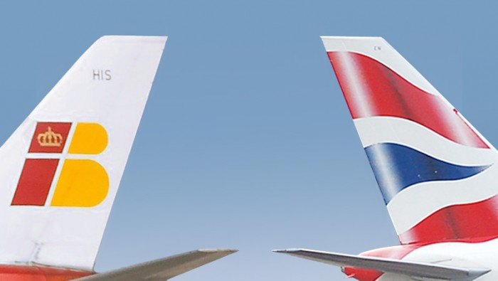 British Airways e Iberia