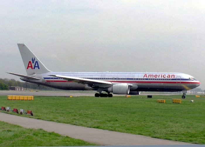 Un B767 di American Airlines