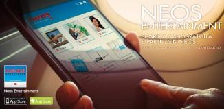 Neos lancia Boardconnect sui propri voli