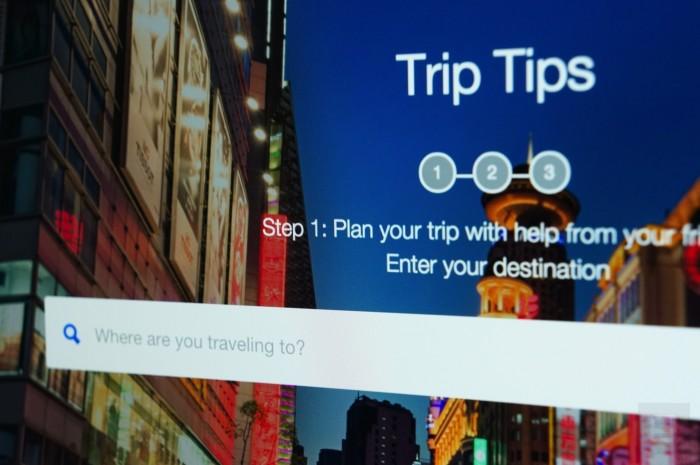 Foursquare Trip Tips