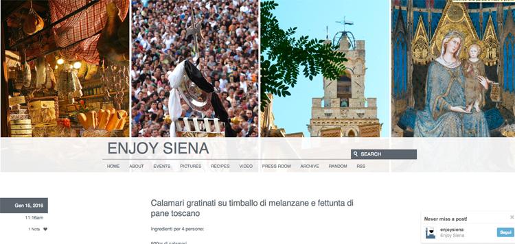 Tassa di soggiorno per promozione turistica siena esempio for Tassa di soggiorno siena