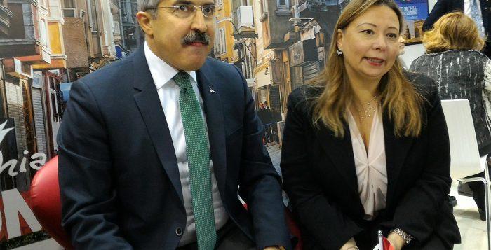 Il viceministro turco al Turismo, Huseyin Yayman