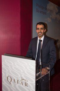 Rashed Al Qurese Chief Marketing & Promotion Qatar Tourism Authority
