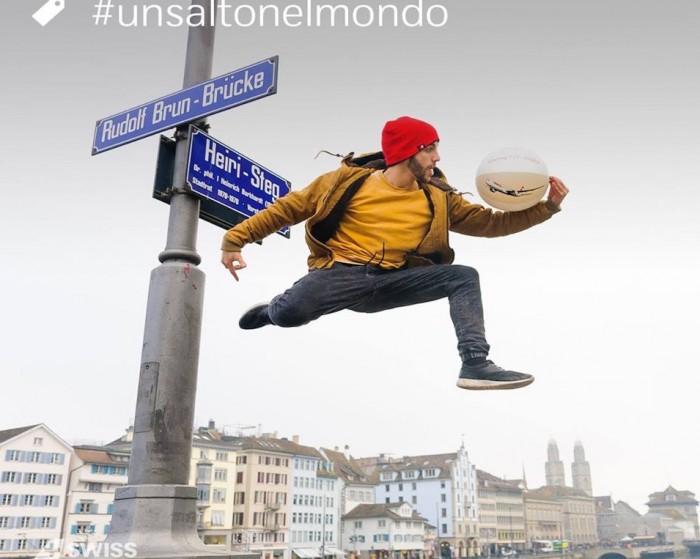 #unsaltonelmondo SWISS