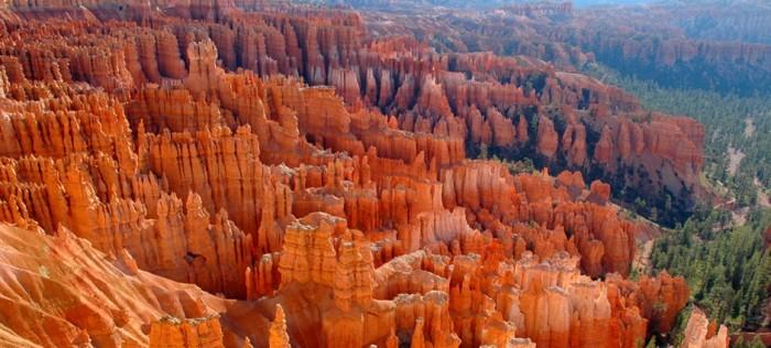Bryce Canyon National Park, USA.