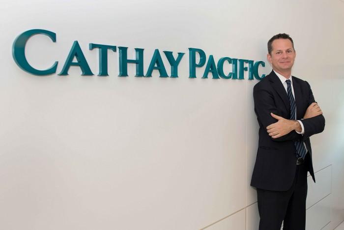 Daniele Bordogna - Sales & Marketing Manager Italia Cathay Pacific Airways - ph. Mauro Tarzariol