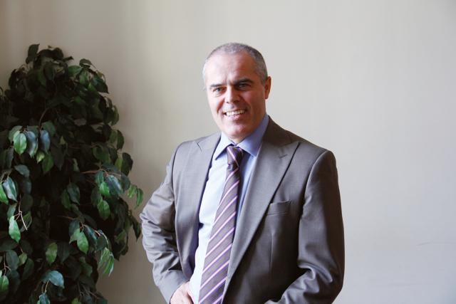 Guido Ostana, direttore co,mmerciale Settemari.