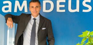 Gabriele Rispoli, direttore commerciale Amadeus Italia.