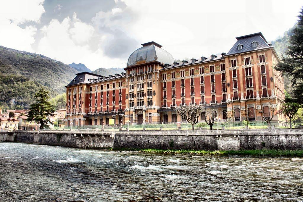 Hotel Vetta San Pellegrino