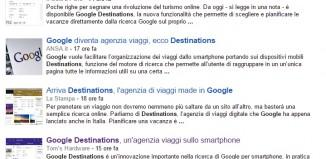 google destinations agenzia viaggi