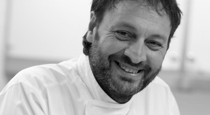Lo chef Ugo Alciati