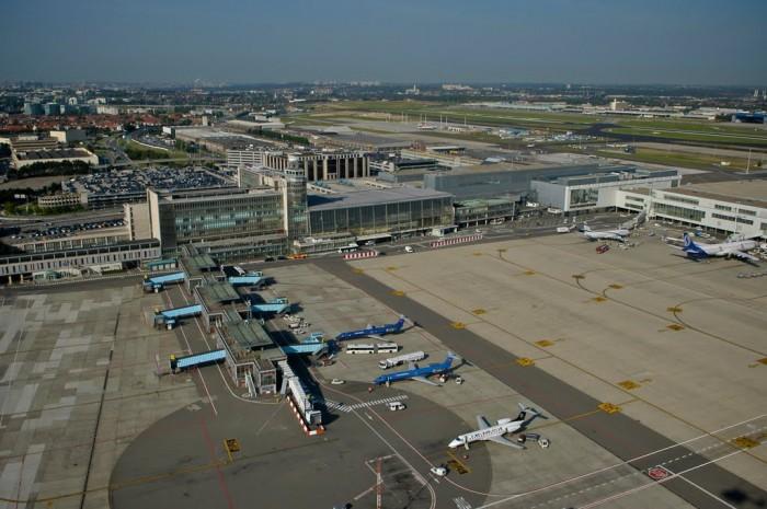 Aeroporto Zaventem di Bruxelles