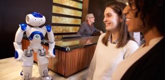 """Connie, il robot concierge """"in prova"""" presso un Hilton americano"""